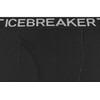 Icebreaker Oasis w/Fly Miehet alusvaatteet , musta
